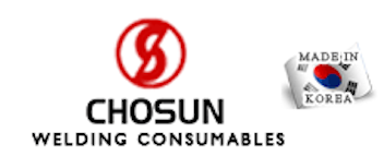 chosun welding machine company logo